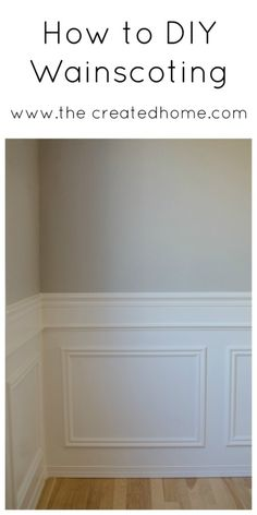 How to diy wainscoting waynes coating, picture frame wainscoting, dining room wainscoting, wainscoting Picture Frame Wainscoting, Dining Room Wainscoting, Dining Room Walls, Diy Wainscotting, Wainscoting Ideas, Wainscoting Panels, Dining Nook, Dining Tables, Dining Room Paneling