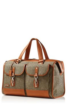 Hartmann 'Legacy' Tweed Duffel available at #Nordstrom