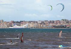 Kite Pedreña y bahía