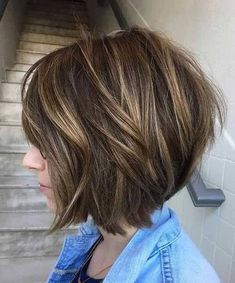 Maybe this haircut for added lift at crown