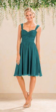 "Jasmine B2 ""B183002"" dress in Caribbean"