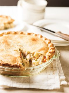 Chicken Pot Pie (the best)
