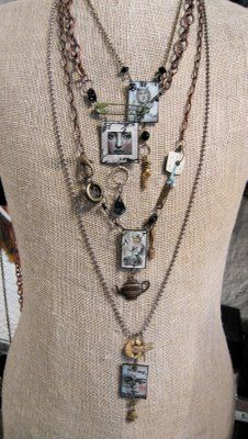 junk jewelry | Come explore the endless possibilities of Gypsy Junk Jewelry with ...