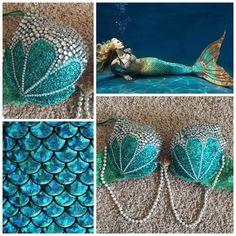 Mermaid Bra ideas