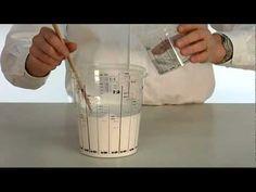 Zelf siliconen gietrubber mallen maken met Vosschemie - YouTube