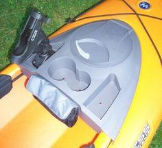 Canoe Kayak Fishing Accessories Rod Holder holders