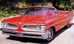 Pontiac Catalina convertible 1959.
