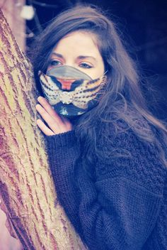 U-mask TIGER, the bet anti pollution mask in the world.