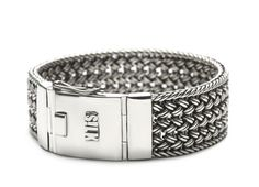 Zilveren armband Madonna 730 SILK