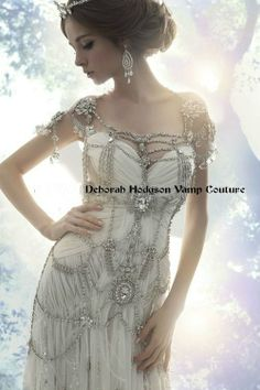 Deborah Hodgson Vamp couture. Available custom made to your measurements at https://sites.google.com/site/stylinpartygirl