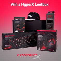 "Mommy Comper Shared: Win HyperX Gaming Peripherals – #Giveaways (WW)  <a href=""https://www.mommycomper.com/2018/07/win-hyperx-gaming-peripherals-giveaway-ww/?utm_source=pinterest.com&utm_medium=social&utm_campaign=Social+Share"" target=""_blank"">To learn more click here.</a>"