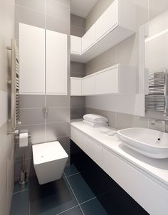 """Проект """"г. Киев, ул. Мельникова, ЖК 'Парус'"""", дизайн 3-комнатной квартиры, современный стиль, фото"""