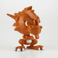 Deinos 3D Printed #3dPrintedAnimals