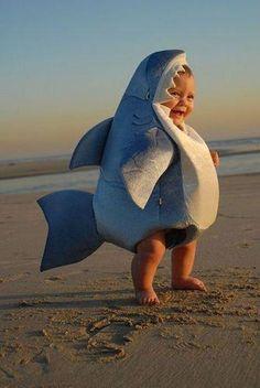 Shark Romper Costume http://www.lovedesigncreate.com/rubies-costume-deluxe-shark-romper-costume/