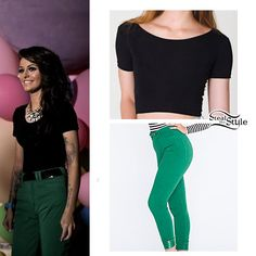 Cher Lloyd: With Ur Love Outfit | Steal Her Style
