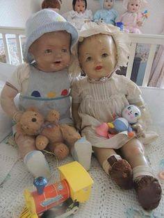 1930's Dolls