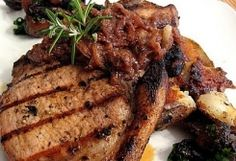 Gekruide zwaardvis :: La Cocina - Recepten Spaanse en Zuid-Amerikaanse keuken