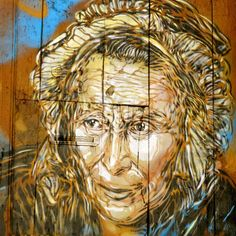 by C215 - Poble Sec, Barcelona - 2013