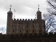 The Tower. London. England.