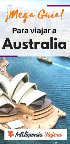 Conoce los mejores tips para cuando viajes a Australia y así no te pierdas de nada dentro de esta gran país. #inteligencia #viajera #australia Australia Travel, Travel Tips, Travel Blog, Food, Travel Advisory, Travelling, November, Europe, Canada