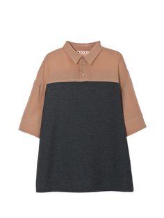 Short sleeve t-shirt Women Marni - Shop the official Virtual Store