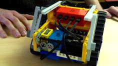 Pascal Front Loader #myatoms #toys #robots #iOS