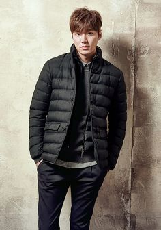 EIDER F/W 2015 Ads Feat. Lee Min Ho   Couch Kimchi