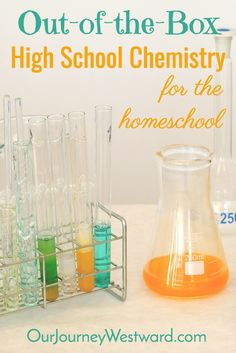 How to Teach Out-of-the-Box Homeschool High School Chemistry High School Chemistry, Teaching Chemistry, Chemistry Labs, Chemistry Quotes, Homeschool High School, Homeschool Curriculum, Catholic Homeschooling, Homeschooling Resources, Science Resources