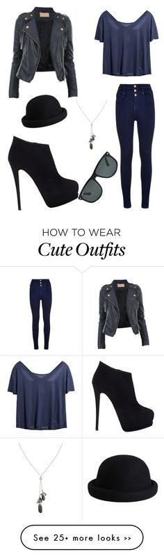 """cute outfit"" by talitron on Polyvore"
