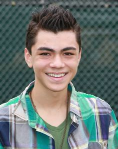 Adam Irigoyen in the show Shake it up!