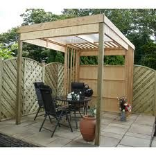 trellis and bbq area - Google Search