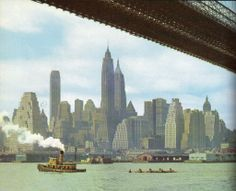 new york city 1940