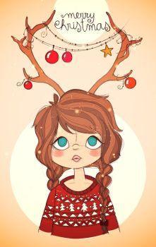 deer by agusmp