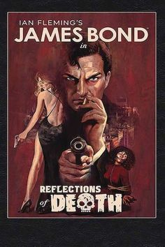The Book Bond: Dynamite announces REFLECTIONS OF DEATH for 2020 Online Comic Books, Comic Book Publishers, Free Comic Books, Estilo James Bond, James Bond Style, Diamond Comics, X Force, Free Comics, Dark Horse