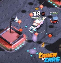 Kimde Crash of Cars var!? Beni yenebilir misin? http://crashofcars.com