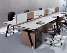 Desking systems | Desk systems | T-Workbench | Bene | Christian. Check it out on Architonic