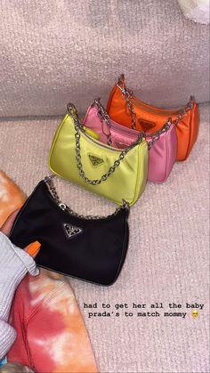 Fashion Handbags, Purses And Handbags, Fashion Bags, Prada Handbags, Gucci Purses, Luxury Purses, Luxury Bags, Sacs Louis Vuiton, Aesthetic Bags