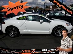 2012 Mitsubishi Eclipse GS For Sale at JeremysaysYES.com Bad Credit Auto Loans Buy Here Pay Here Bad Credit Car Loans Buy Here Pay Here