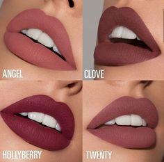 Delightful lipstick colors