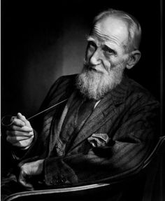 george bernard shaw 1943 by yousuf karsh