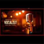Vocalist, Singer, Performer, Music, Lessons Mic, Microphone