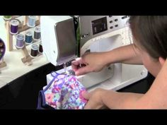 Video how to sew a bathing suit for 18 inch or AG with Cinnamon and Libby