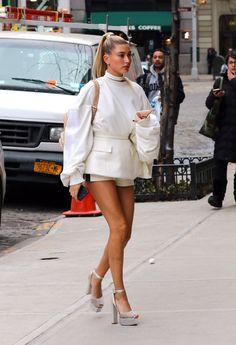 Spring Summer Fashion, Autumn Winter Fashion, Fashion Outfits, Womens Fashion, Fashion Tips, Fashion Trends, Hailey Baldwin Style, White Fashion, Daily Fashion