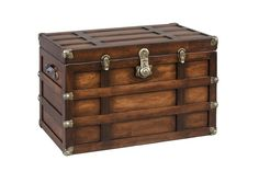 Amish Maple Wood Tall Plymouth Trunk Gorgeous brown maple wood chest to tuck precious blankets, pillows and sheet sets in. Choice of finish, paint or distressing.