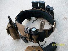 Combat belt - Rgrips.com