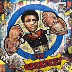The Greatest, Bao Montreal Canada, Quebec, Pop Art, Art Gallery, Artwork, Painting, Toile, Artist, Art Museum