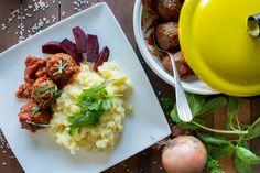 #restaurant #ivoskitchen #amsterdam #food #meal #meat #meatballs
