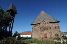 Karcsa tündérek alkotta Árpád-kori temploma Medieval Castle, Romanesque, Hungary, Barcelona Cathedral, Castles, Europe, Group, Chateaus, Romanesque Art