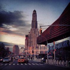 Flatbush Avenue #Brooklyn (at Barclays Center)