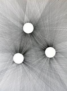 """Mathieu Beausejour - Influence, 2013, encre sur papier, 60 x 45 cm (24 x 18""""), collection particulière galerie antoine ertaskiran"""